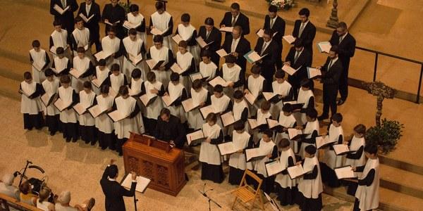Concert de l'Escolania de Montserrat