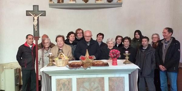 Festa de Sant Blai a Santa Susanna