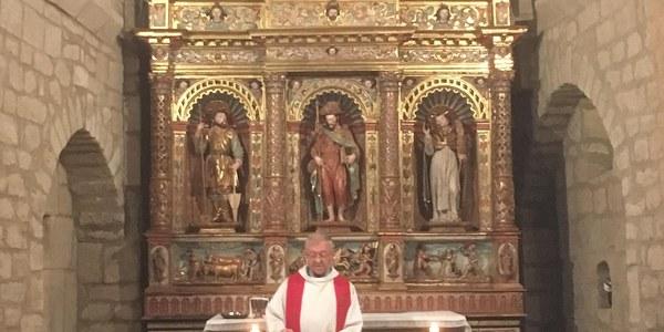 Missa a Sant Jaume de Riner