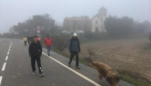 Riner col.labora amb la Marató de TV3