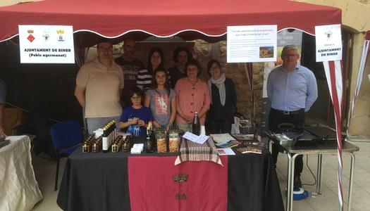 Riner va formar part de la XVI Festa de la Mel d'Arnes