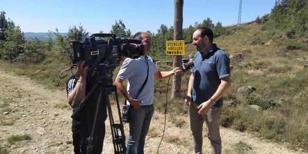 TV3 i Catalunya Ràdio s'interessen pel projecte Redicat